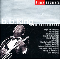 Обложка альбома «Blues Archives. B.B. King. MP3 Collection» (B.B. King, 2003)