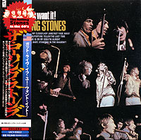 Обложка альбома «Got Live If You Want It!» (The Rolling Stones, 2006)