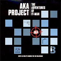 Обложка альбома «The Adventures Of FF-Man» (Aka Project, 2003)