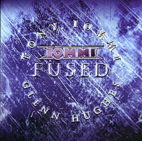 Обложка альбома «Tony Iommi With Glenn Hughes. Iommi Fused» (Tony Iommi, Glenn Hughes, 2005)