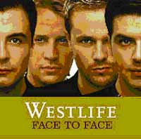 Обложка альбома «Face To Face» (Westlife, 2005)