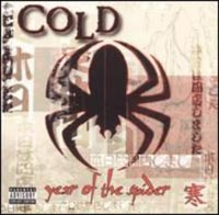 Обложка альбома «Year Of The Spider» (Cold, 2004)
