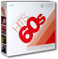 Обложка альбома «Greatest Hits Of The 60s» (Various Artists, 2004)