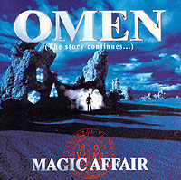 Обложка альбома «Omen. The Story Continues» (Magic Affair, 2004)