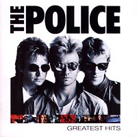 Обложка альбома «Greatest Hits» (The Police, 1992)