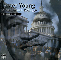 Обложка альбома «In Washington, D.C. 1956. Volume Five» (Lester Young, 1998)