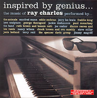 Обложка альбома «Inspired By Genius. The Music Of Ray Charles» (2006)