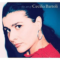 Обложка альбома «The Art Of Cecilia Bartoli» (Cecilia Bartoli, 2006)