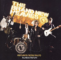 Обложка альбома «The Brand New Heavies Featuring Nicole Russo. Allabouthefunk» («The Brand New Heavies», Nicole Russo, 2005)