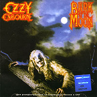 Обложка альбома «Bark At The Moon» (Ozzy Osbourne, 2006)
