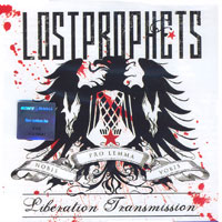 Обложка альбома «Liberation Transmission» (Lostprophets, 2006)