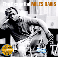 Обложка альбома «The Essential. Miles Davis» (Miles Davis, 2003)