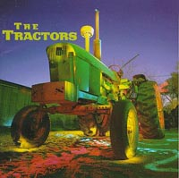 Обложка альбома «The Tractors» (The Tractors, 2003)