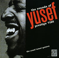 Обложка альбома «The Yusef Lateef Quintet. The Sounds Of Yusef» (Yusef Lateef, 1996)