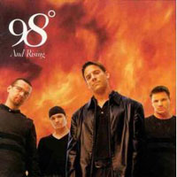 Обложка альбома «98 Degrees And Rising» (98 Degrees, 2006)