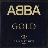 Обложка альбома «ABBA. Gold. Greatest Hits» (1999)