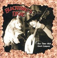 Обложка альбома «Blackmore's Night. Past Times With Good Company» (2003)