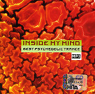 Обложка альбома «Inside My Mind. Best Psychedelic Trance» (2005)