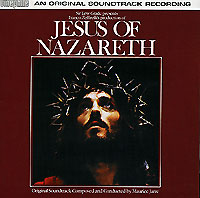 Обложка альбома «Jesus Of Nazareth. The Original Soundtrack» (2001)