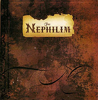 Обложка альбома «The Nephilim» (Fields Of The Nephilim, 2005)