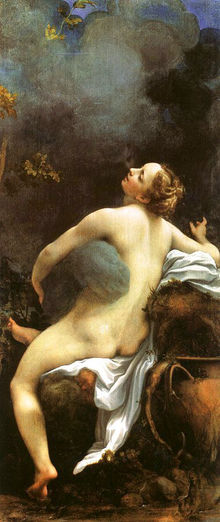Jupiter and Io (c. 1531) typifies unabashed eroticism, overwhelming radiance and cool, pearly colors associated with Correggio's best work.
