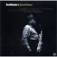 Обложка альбома «Ben Webster's Finest Hour» (Ben Webster, 2006)