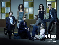Season three cast of The 4400.
