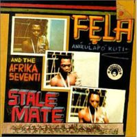 Обложка альбома «Stalemate. Fear Not For Men» (Fela Kuti, 2006)