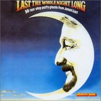Обложка альбома «Last Whole Night Long» (James Last, 2006)